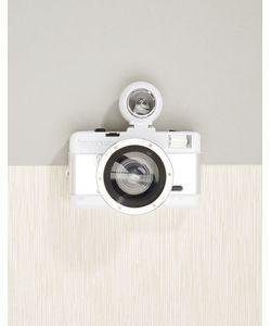 Lomography | Фотоаппарат Fisheye 2 White Knight Белый