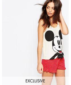 Missimo | Пижамный Комплект С Микки Маусом Disney