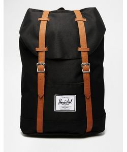 Herschel Supply Co. | Черный Рюкзак Herschel Supply Co Retreat Черный 00001