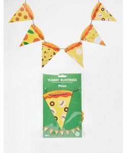 Doiy | Флажки Yummy Pizza