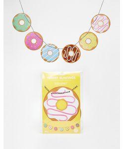 Doiy | Флажки Yummy Doughnut