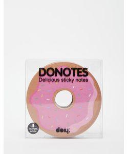 Doiy | Стикеры В Виде Пончиков