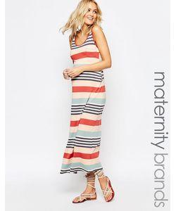 Ripe | Трикотажное Платье-Майка Для Беременных Maternity Shelley