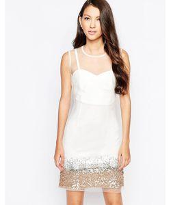 Key Collections | Платье С Пайетками Ashley Roberts Специально Для