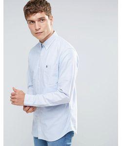 Selected Homme | Оксфордская Рубашка Слим