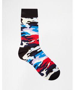 Happy Socks   Носки Bark