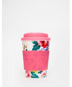 Cath Kidston | Дорожная Чашка С Цветочной Отделкой