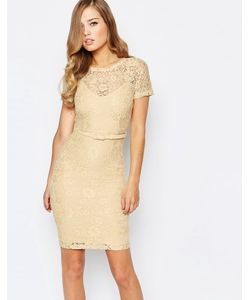 Body Frock | Кружевное Платье Лимонного Цвета Anya Lemon Sherbert