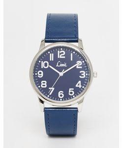 Limit | Часы С Темно-Синим Ремешком
