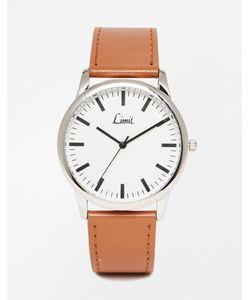 Limit | Часы Со Светло-Коричневым Ремешком