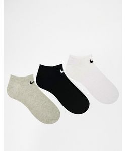 Nike | Комплект Из 3 Пар Спортивных Носков Sx2554-901 Мульти