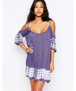 Anmol | Пляжное Платье С Открытыми Плечами