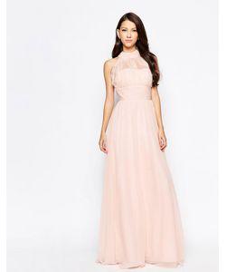 Key Collections | Платье Макси Ashley Roberts Специально Для Телесный