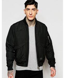 Brixtol | Куртка-Пилот Ma1 Черный