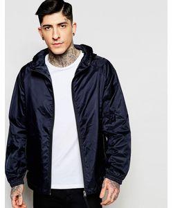 Brixtol | Легкая Куртка С Капюшоном Темно-Синий