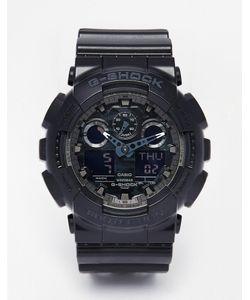 G Shock | Аналоговые Часы G-Shock Ga-100cf-1aer Черный