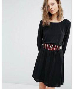 Ba&Sh | Платье Со Съемным Поясом Elton