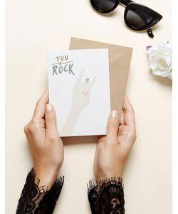 OHH DEER | Поздравительная Открытка В Честь Обручения Rock You