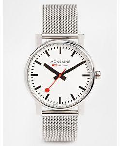 Mondaine | Кварцевые Часы С Сетчатым Браслетом Evo