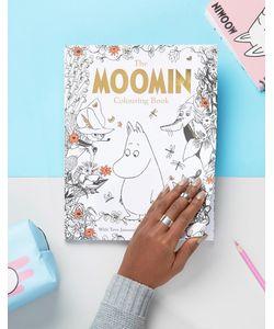 Books | Книга-Раскраска The Moomin