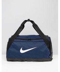 Nike | Синяя Маленькая Сумка Brasilia Ba5335-410