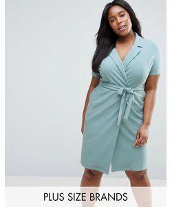 Koko | Платье С Запахом Plus