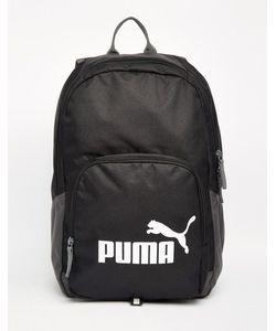Puma | Черный Рюкзак Fundamentals Phase 7358901 Черный