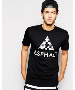Asphalt Yacht Club | Футболка С Логотипом Chequer