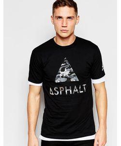 Asphalt Yacht Club | Футболка С Логотипом Черный