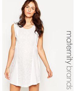 Ripe | Платье-Туника Для Беременных Maternity Sorrento Marshmellow