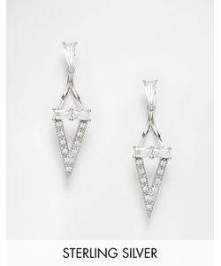 V | Серьги С Треугольниками Jewellery Elka