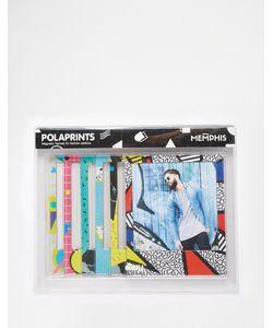 Doiy | Магнитные Рамки В Стиле Polaroid От Memphis