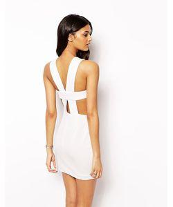 AQ AQ | Платье 2 В 1 С Ремешками На Спине Chrissy