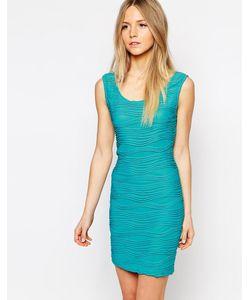 Jasmine | Облегающее Платье Из Фактурной Ткани
