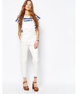 Mih Jeans | Джинсовый Комбинезон M.I.H. Jeans Cylla Экрю