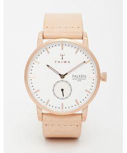 Triwa | Часы С Кожаным Ремешком Falken