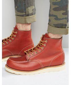 Red Wing | Кожаные Ботинки Коричневый