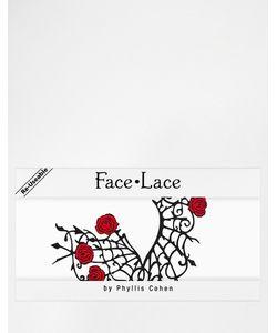 Facelace | Декоративные Наклейки Для Век Face Lace Halloween Gothamour Gothamour