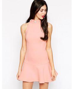 Ukulele | Платье С Отделкой Искусственным Жемчугом