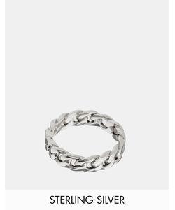 Seven London | Серебряное Кольцо-Цепочка