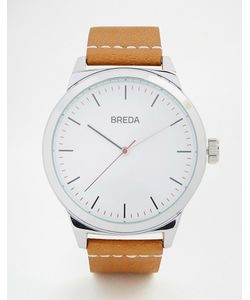 Breda | Часы На Кожаном Ремешке