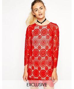 Nishe | Цельнокройное Кружевное Платье