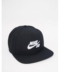 Nike SB | Кепка Icon Pro 628683-013 Черный