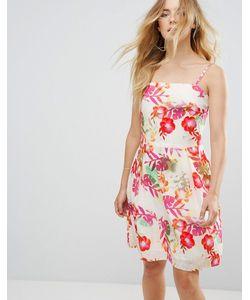 Lavand. | Платье С Цветочным Принтом