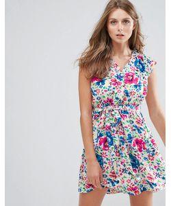 Anmol | Платье С Цветочным Принтом