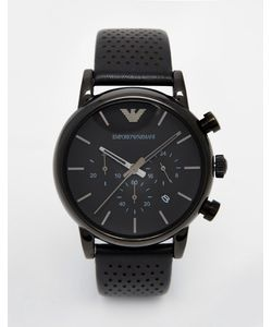 Emporio Armani | Часы Luigi Ar1737 Черный
