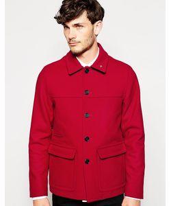 Peter Werth | Шерстяное Пальто Made In London