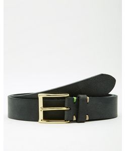 The British Belt Company | Кожаный Ремень British Belt Company Черный
