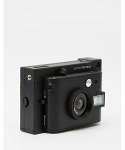Lomography | Фотоаппарат Для Моментальных Снимков Черный