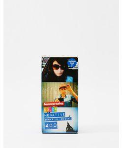 Lomography | Комплект Фотопленки Colour Negative 400/3 Шт. 35 Мм Мульти